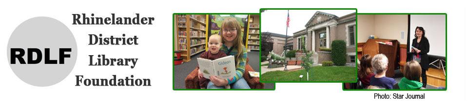 Rhinelander District Library Foundation
